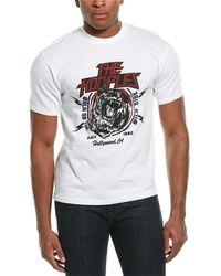The Kooples Printed T-shirt - White