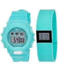 Everlast Gift Set Watch - Blue