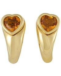 Piaget 18k 2.00 Ct. Tw. Citrine Earrings - Multicolor