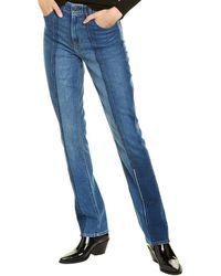 Hudson Jeans Holly Blue Skies Straight Leg Jean