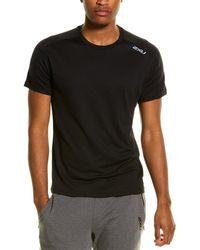 2XU Xvent G2 T-shirt - Black