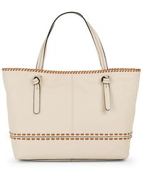Cole Haan - Brynn Leather Tote - Lyst