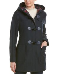 Brooks Brothers - Wool-blend Coat - Lyst
