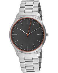 Skagen Men's Jorn Watch - Metallic
