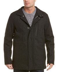 Brooks Brothers - Wool-blend Walking Coat - Lyst