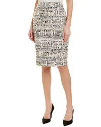 Badgley Mischka Skirt - Black
