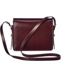 Burberry Grace Small Leather Cross-body Bag - Multicolor