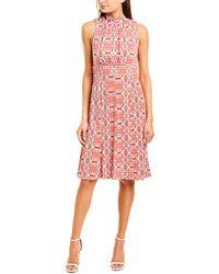 Donna Morgan Midi Dress - Pink