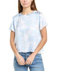 Nation Ltd Marie T-shirt - Blue