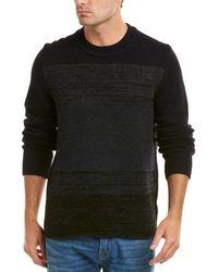 Vince - Marled Wool & Yak-blend Crew Sweater - Lyst