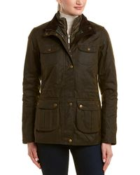 Barbour - Chaffinch Wax Jacket - Lyst
