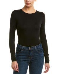 Three Dots Bodysuit - Black