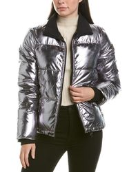 UGG Izzie Puffer Jacket - Metallic
