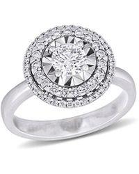 Rina Limor - 14k 0.96 Ct. Tw. Diamond Ring - Lyst