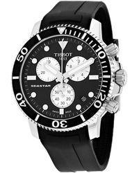 Tissot Seastar 1000 Watch - Black
