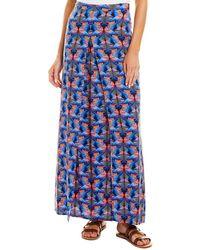 Paolita Adelita Maxi Skirt - Blue