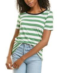 Philosophy Striped Shirt - Green