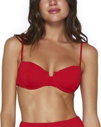 ViX Milano Nissi Top - Red