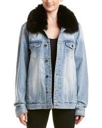 AVA & KRIS - Alana Oversized Jacket - Lyst