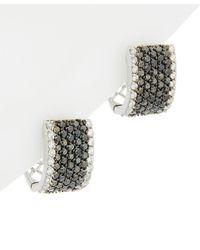 Effy - Fine Jewelry 14k 1.97 Ct. Tw. Diamond Hoops - Lyst