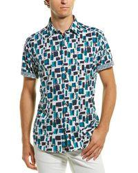 Robert Graham - Koehler Classic Fit Woven Shirt - Lyst