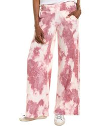 Melissa Masse Wide Leg Pant - Pink