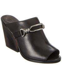 AllSaints Allsaints Ayita Leather Sandal - Black