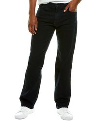 7 For All Mankind 7 For All Mankind Austyn Deep Pacific Straight Leg Jean - Blue