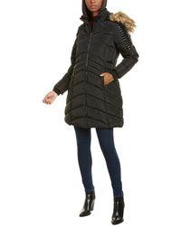 Nanette Lepore Puffer Coat - Black