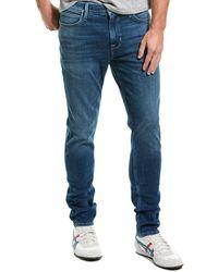 Hudson Jeans Ace Neptune Skinny Leg - Blue