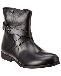 Birkenstock Collins Leather Boot - Black