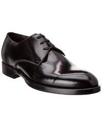 Dolce & Gabbana Leather Oxford - Black