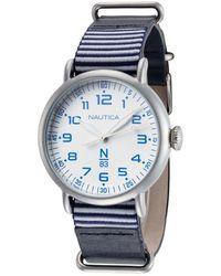 Nautica Unisex Wakeland Watch - Blue