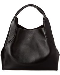 Lanvin - Cabas Leather Tote - Lyst