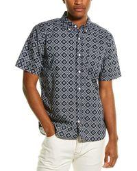 Sperry Top-Sider Woven Shirt - Blue