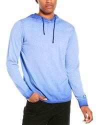 C.P. Company Hooded Jumper - Blue