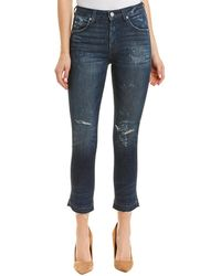 AMO - Babe Into The Blue Crop - Lyst