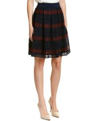 Trina Turk - Leland A-line Skirt - Lyst
