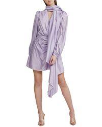 Acler Blackburn Dress - Purple