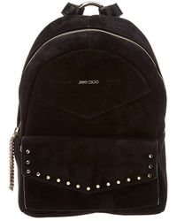 Jimmy Choo 'cassie' Backpack - Black