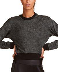 Alala Cosmic Sweat-shirt - Black
