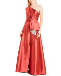 Kay Unger Gown - Red
