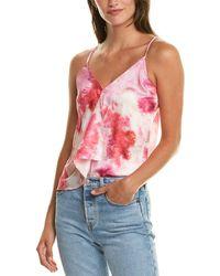Madison Marcus Tie-dye Cami - Pink