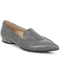 Naturalizer Haines Leather Flat - Gray