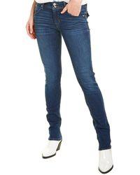 Hudson Jeans Collin Howling Skinny Jean - Blue