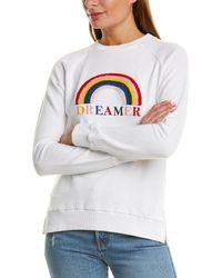 Chinti & Parker Dreamer Sweatshirt - White