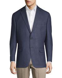 Ralph Lauren - Neat Slim-fit Silk-wool Sports Jacket - Lyst