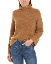 Vince - Teddy Wool & Cashmere-blend Sweater - Lyst