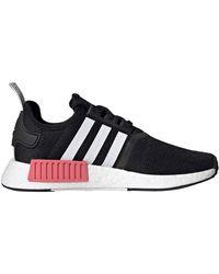 adidas Nmd R1 Sneaker - Black