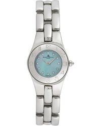 Baume & Mercier Baume & Mercier 2000s Women's Linea Diamond Watch - Metallic